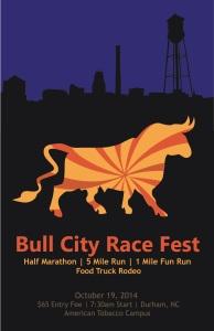 Bull City Poster 1