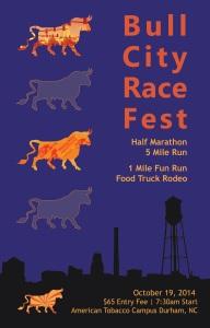 Bull City Poster 2