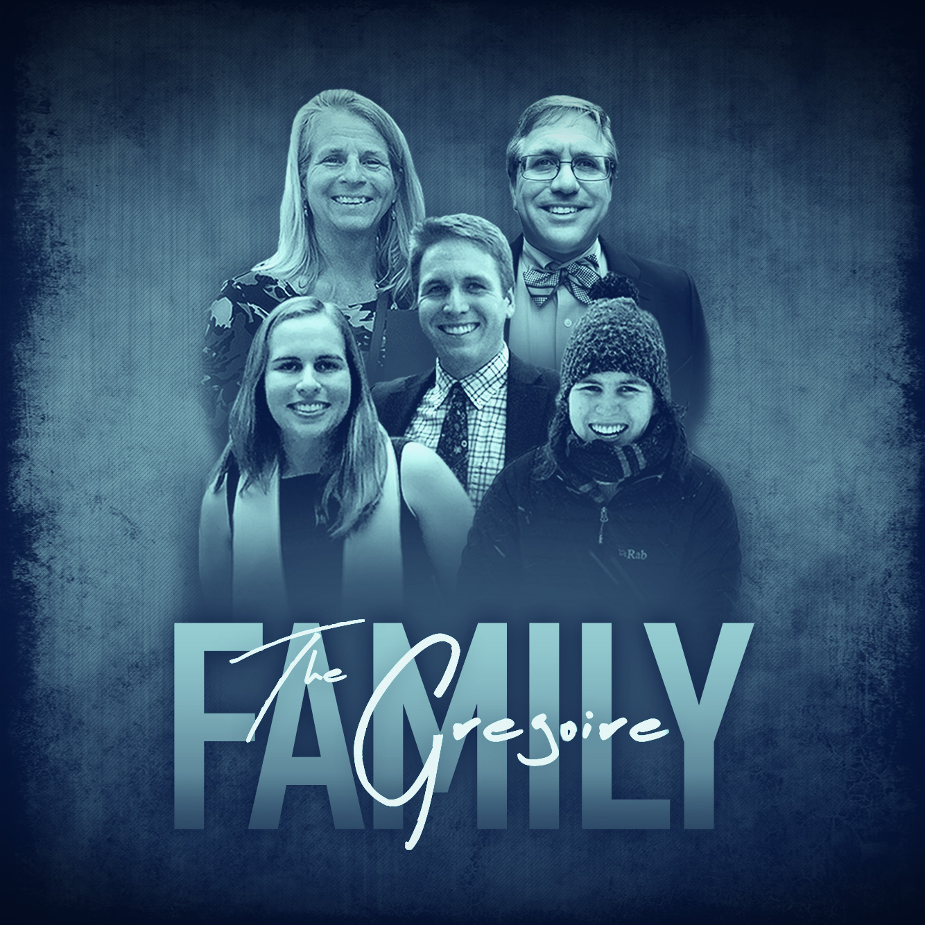 Gregoire Family<div style='clear:both;width:100%;height:0px;'></div><span class='desc'>Fun graphic of my family originally created as a lock screen wallpaper for my phone, but altered to go on social media. </span>